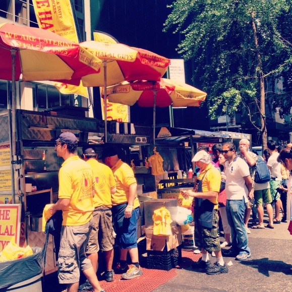Halal Guys New York