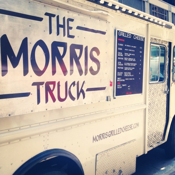 The Morris Food Truck New York